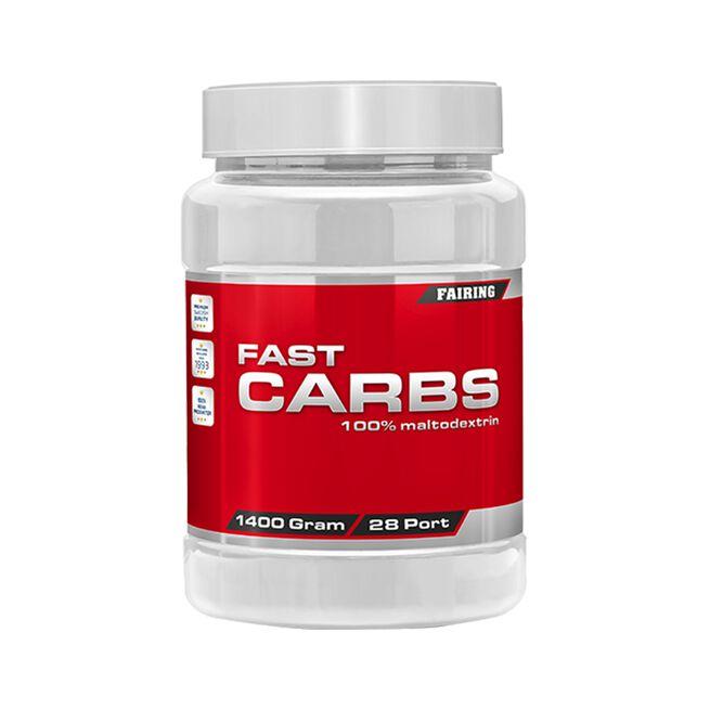 Fast Carbs, 1400 g, Naturell