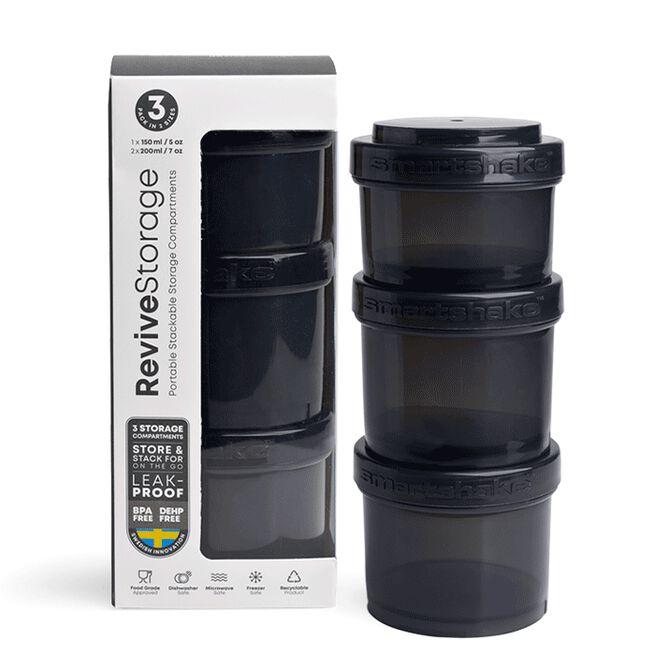 Revive Storage - 3-pack - Black