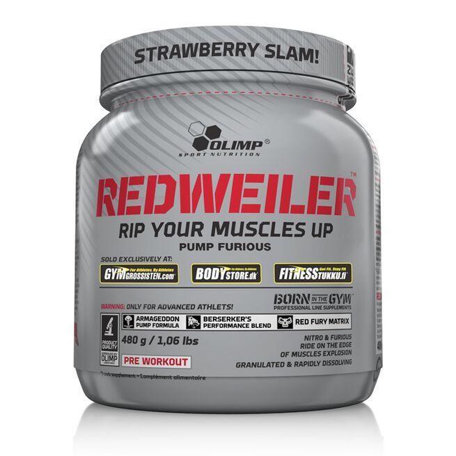 Redweiler, 480 g, Strawberry Slam Special Edition