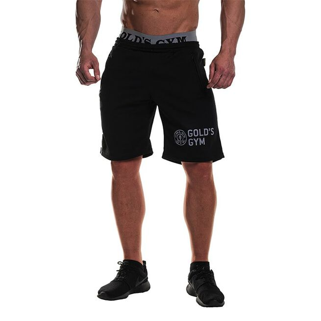 Gold's Gym Vintage Short, Black, XL