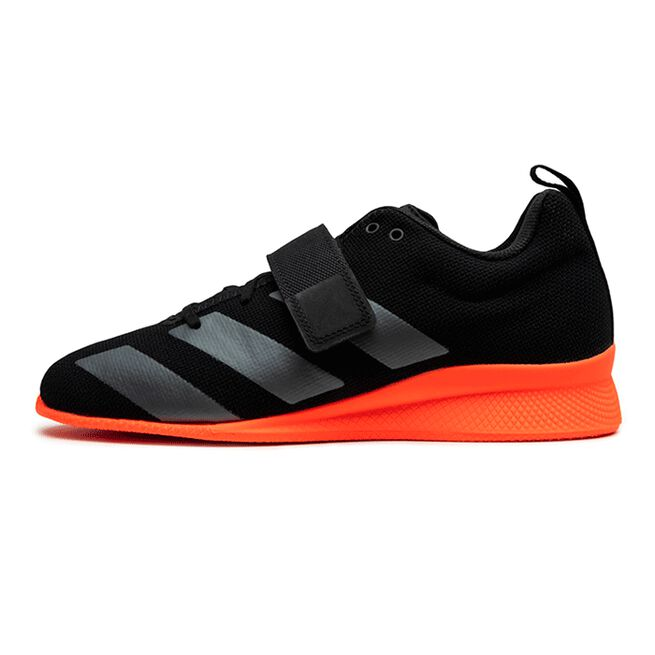 Adidas Adi Power Weightlifting II, Black, 45 1/3
