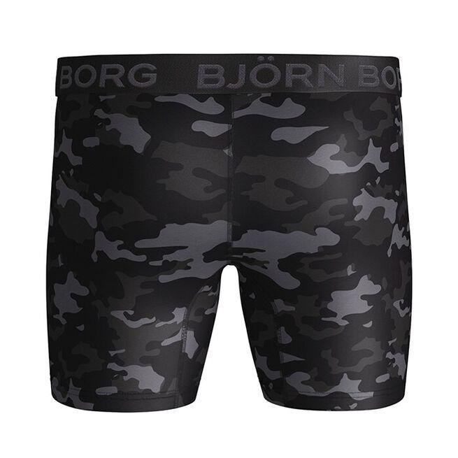 Shorts BB Tonal Camo, Black Beauty, S