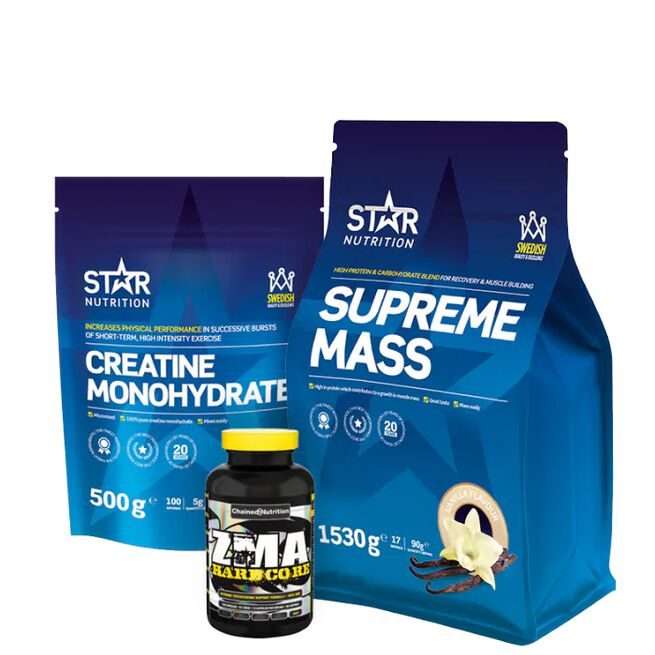 Star nutrition Chained Nutrition Giner pack