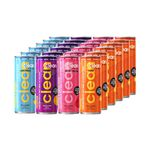 24 x Clean Drink, 330 ml, Mixade smaker