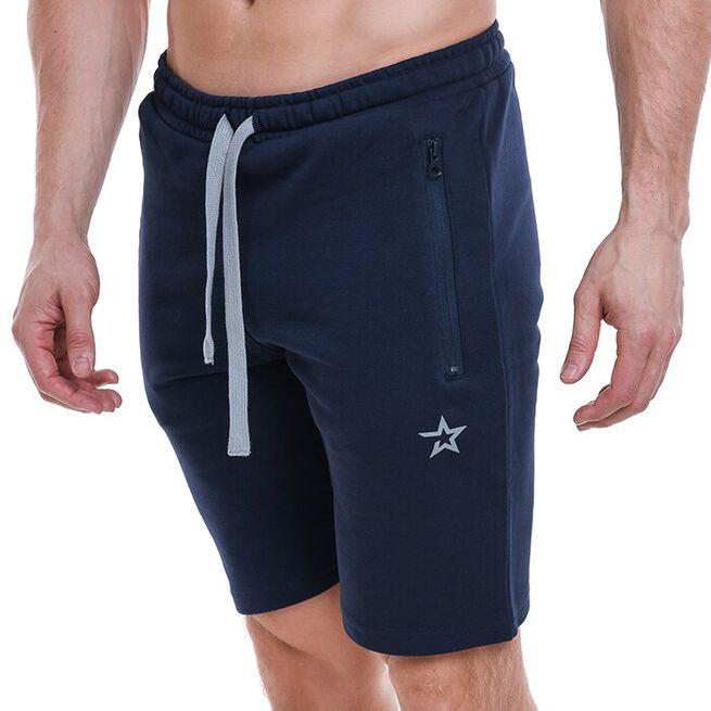 Star Nutrition Shorts, Navy Blue, S