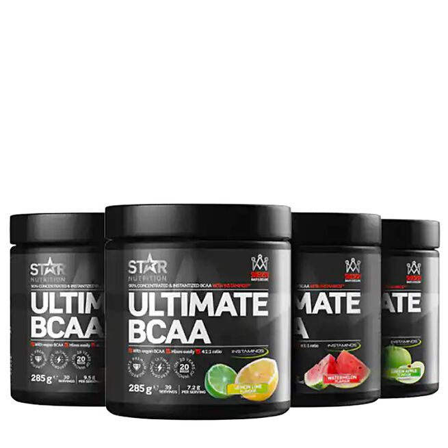 Star nutrition Ultimate BCAA