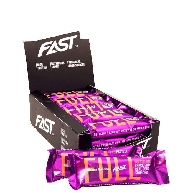 15 x FAST FULL Protein Bar, 67 g