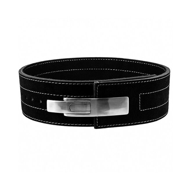 Powerlifting Lever Belt, Black, XS
