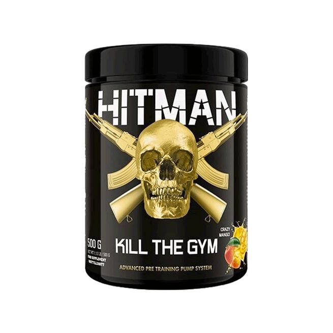 Hitman, 500 g, Crazy Mango flavour