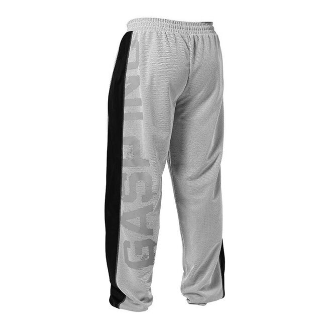 No 1 Mesh Pant, White/Black, XXL