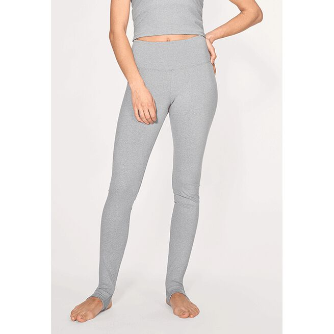 Shakti Tights, Grey Melange, L
