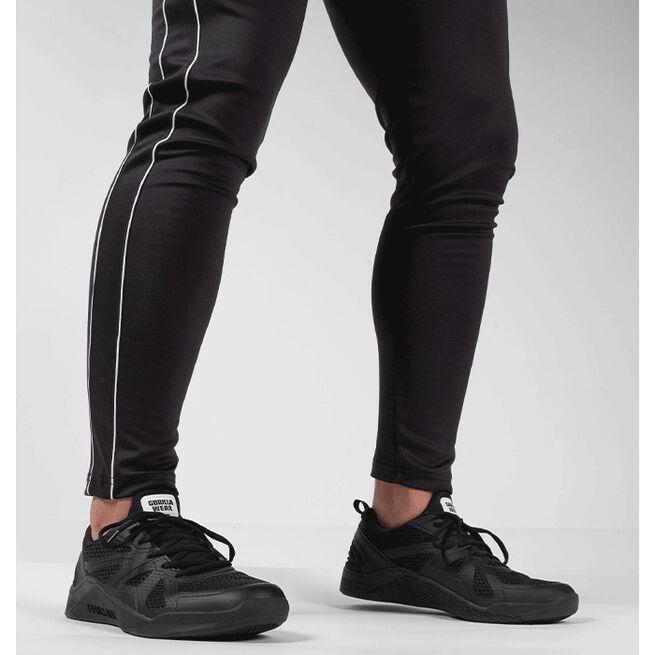 Gorilla Wear Gym Hybrids, Black/Black, 36