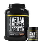 Chained Nutrition Vegan protein + ZMA