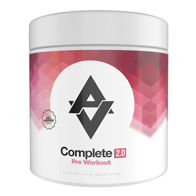 Complete PWO 2.0, 330 g, Red Berries