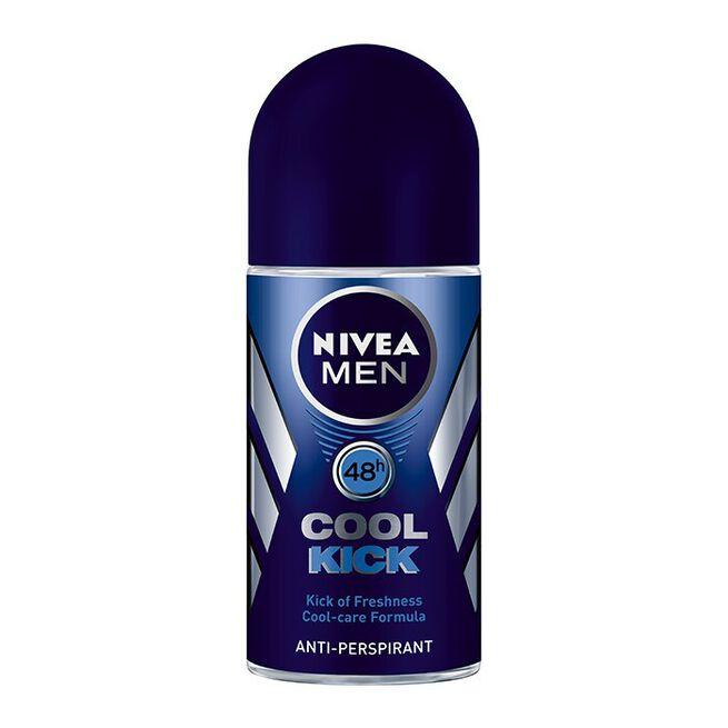 Nivea Deo Roll-On Aqua Cool For Men, 50ml