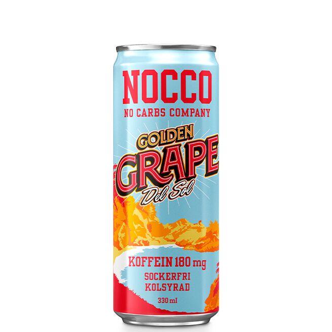 NOCCO BCAA, 330 ml, Golden Grape del Sol