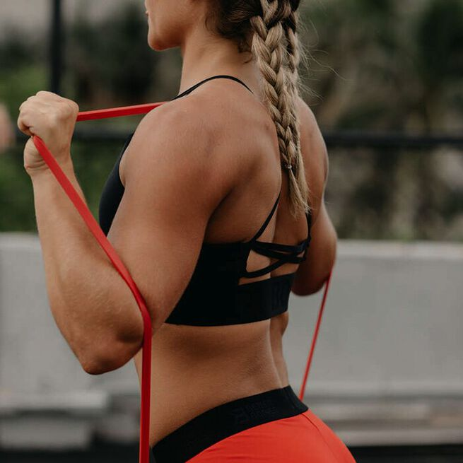 BB Resistance Band, Red, Light