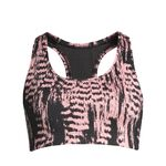 Casall Iconic Sports Bra Survive Pink