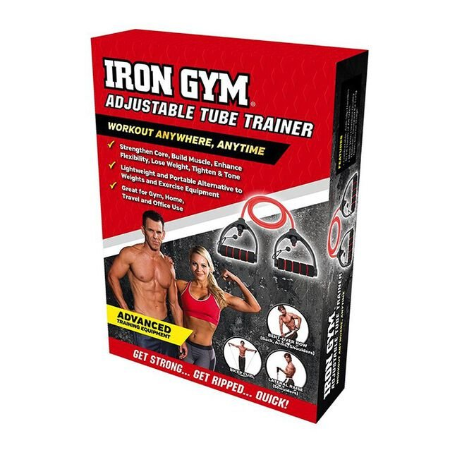 Iron Gym Adjustable Tube Trainer