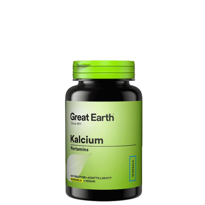 Great Earth Calcium 750 g