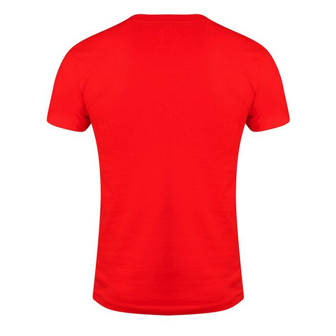 Golds Gym Muscle Joe T-shirt, Red, S