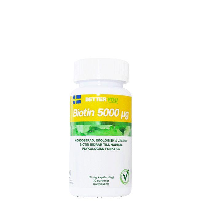 Biotin 500, 30 kaps