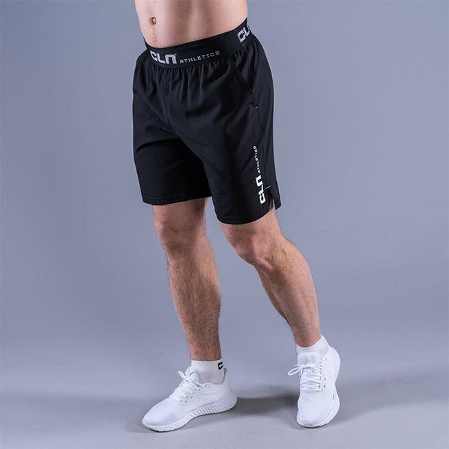 CLN Dino Stretch Shorts Black