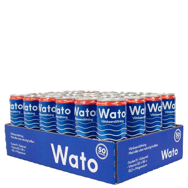 24 x Wato Vätskeersättning, 330 ml, Hallon