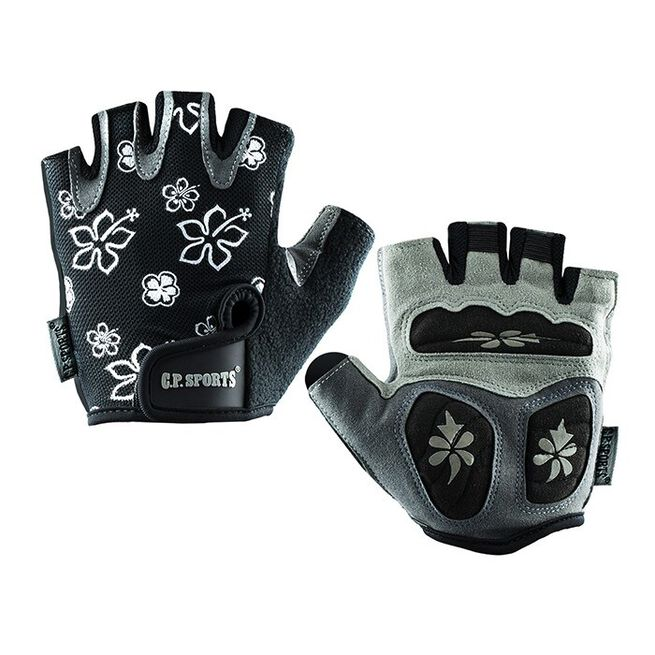 Lady Fitness Glove, Black, S