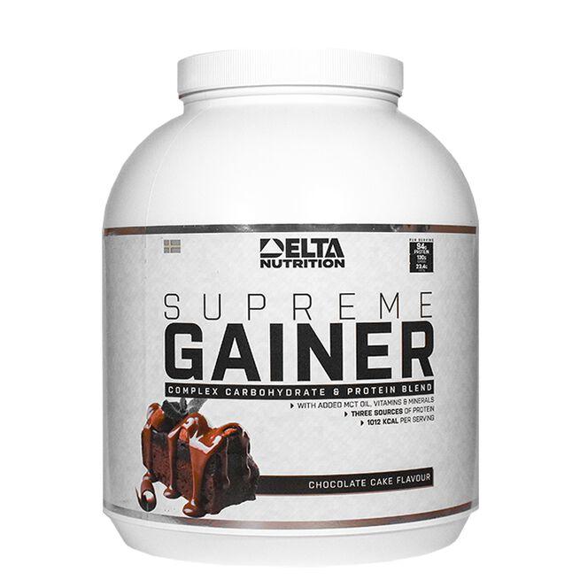 Supreme Gainer, 2,2 kg, Chocolate Cake