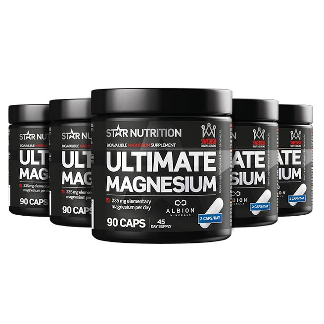 Magnesium BIG BUY, 450 caps