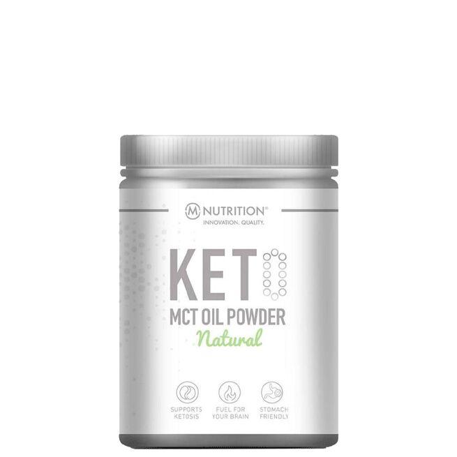Keto MCT Oil Powder, 300 g, Natural