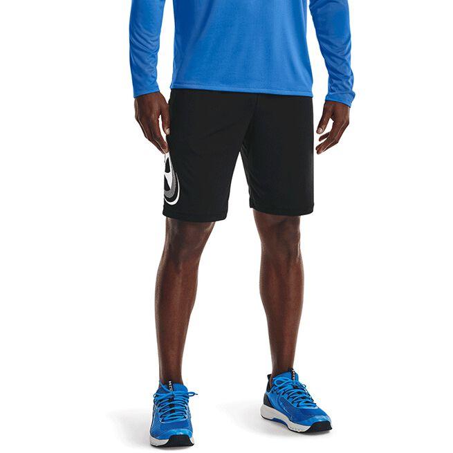 UA Tech Cosmic Shorts, Black, L