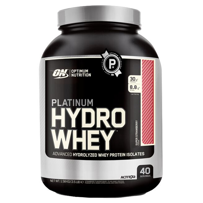 Platinum Hydro Whey, 1,6 kg, Milk Chocolate