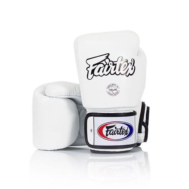 Fairtex BGV1, Boxing Gloves, White, 10 oz
