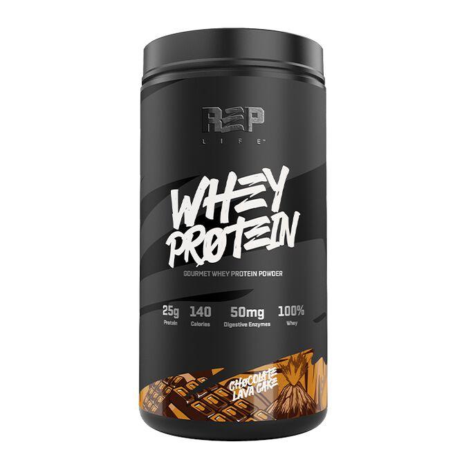 R3P Whey Protein, 908 g, Chocolate Lava Cake