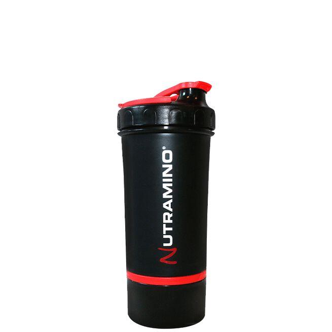 Nutramino, Black Shaker, 740 ml