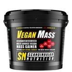 Veganmass, 3000 g, Strawberry