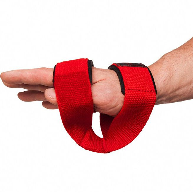 Figure 8 Straps - Lifting Loops, Red, One Size