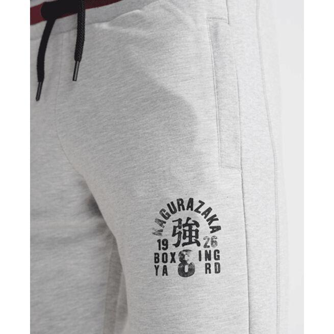 Training Boxing Yard Jogger, Grey Marl, L