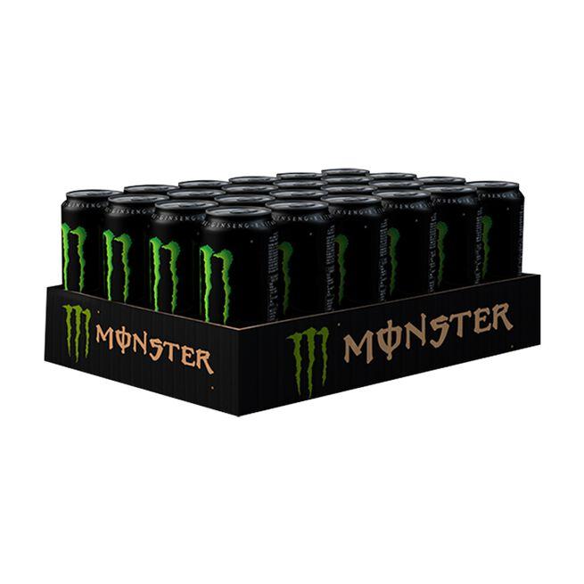 24 x Monster Energy, 355 ml, Slim Original