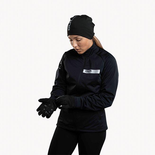 CLN Extend Stretch Glove, Black