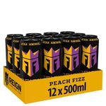 12 x Reign Energy, 50 cl, Peach Fizz