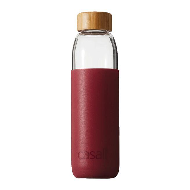 Casall Fresh Glass Bottle 0,5L, Comfort Pink