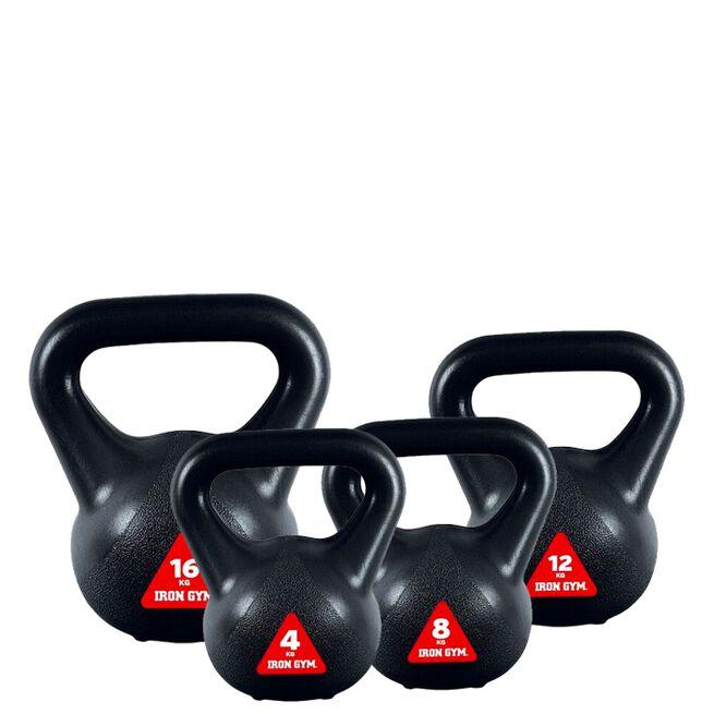 Iron Gym 4kg Kettlebell