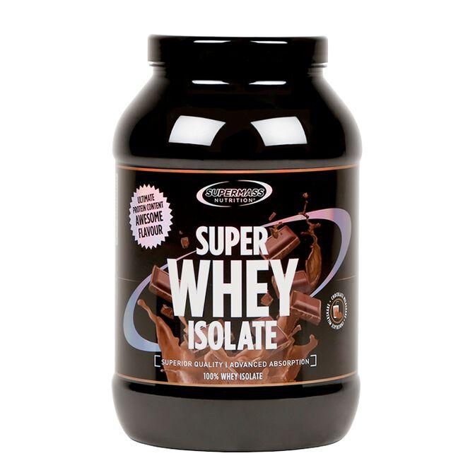SUPER WHEY ISOLATE, 1300 g, Chocolate Milkshake