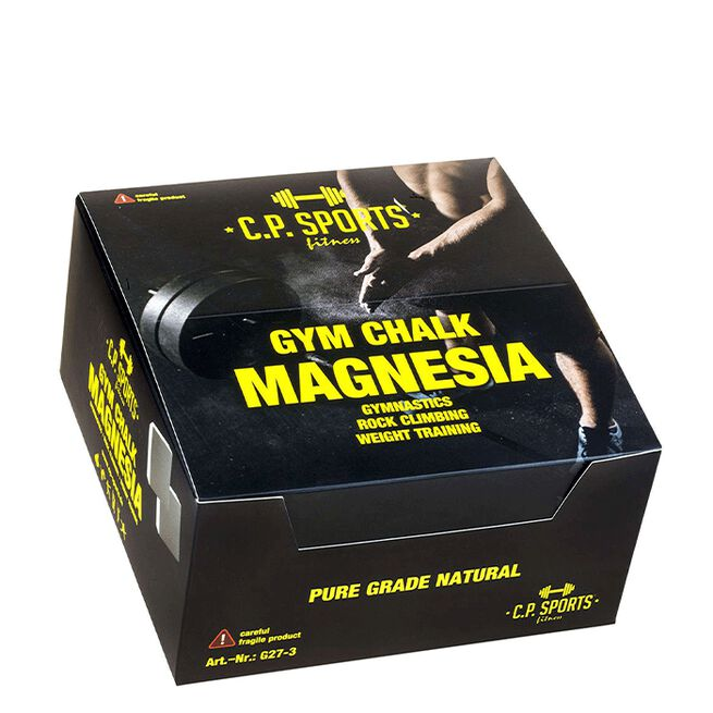 CP sports Gym Chalk (magnesium 8 block)