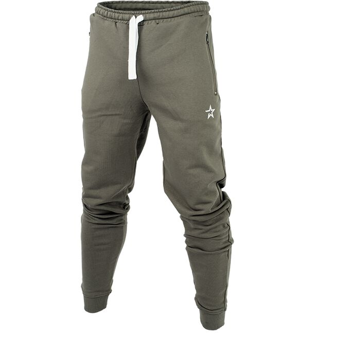 Star Nutrition Tapered Pants, Olive, XXL