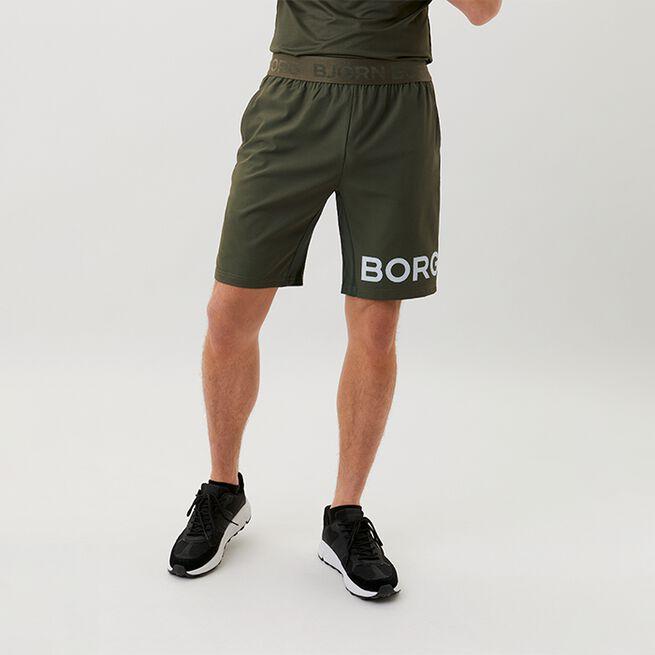 Björn Borg Borg Shorts Ivy Green