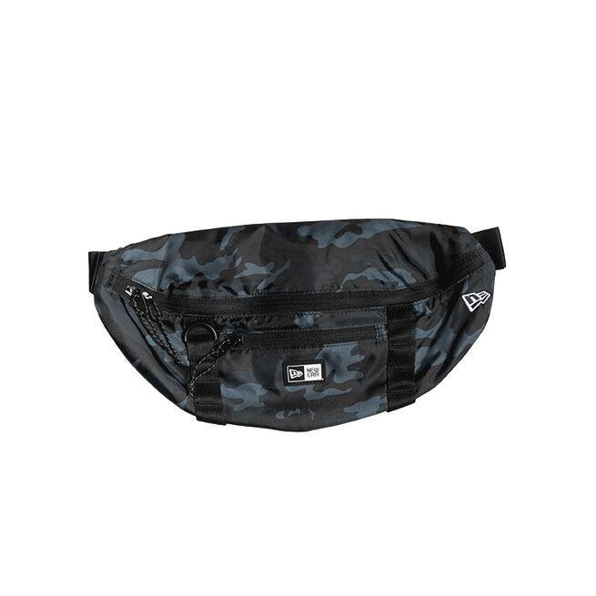 new era waist bag light midnight camo